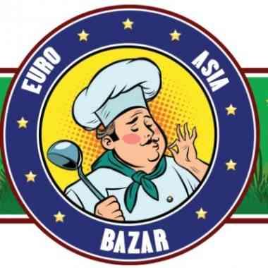 Logo Euro Asia Bazar by Kandhasamy