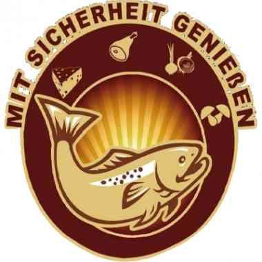 Logo Logo Lachs-Döner by Rauch-Zeichen