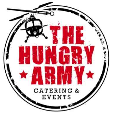 Logo Foodtruck The Hungry Army