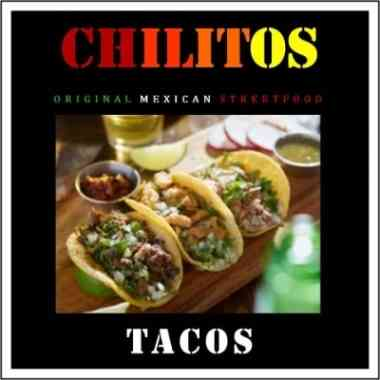 Logo Chilitos - Original Mexican Streetfood