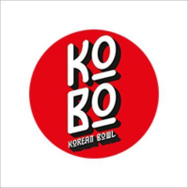 Logo Foodtruck KoBo - Korean Bowl