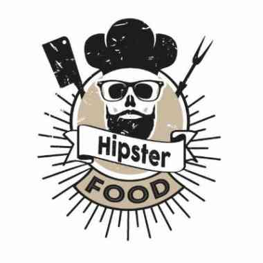 Logo Hipsterfood