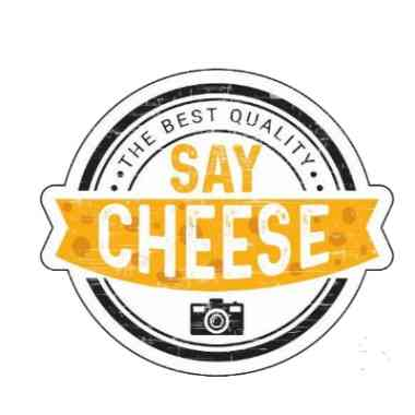 Logo Say Cheese Foodtruck