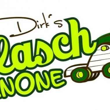 Logo Foodtruck Dirk`s Gulaschkanone