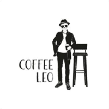 Logo Foodtruck Coffee Leo