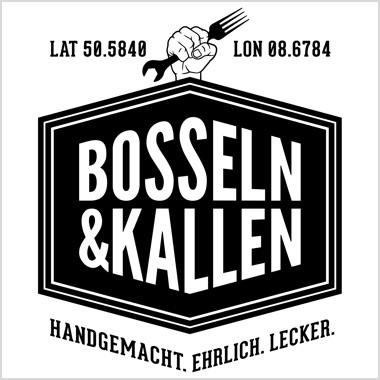 Logo Foodtruck Bosseln und Kallen