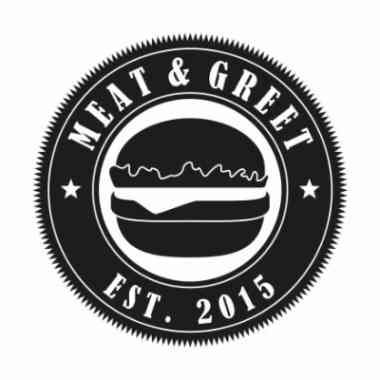 Logo Foodtruck Meat and Greet