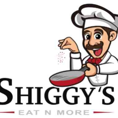Logo Foodtruck Shiggy´s Eat n More
