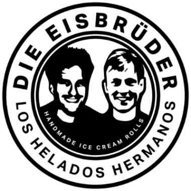 Logo Los Helados Hermanos - Die Eisbrüder