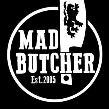 Logo Foodtruck Mad Butcher´s Grillshack