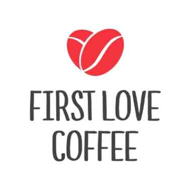 Logo Foodtruck FirstLoveCoffee