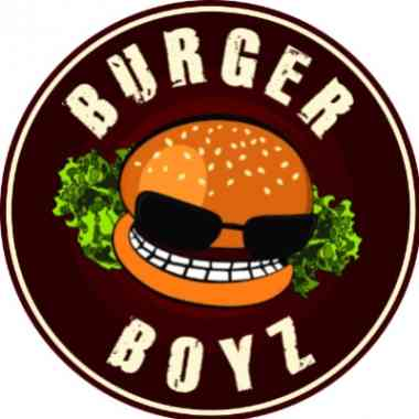 Logo Foodtruck Burger Boyz