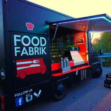 Logo Foodtruck Food Fabrik