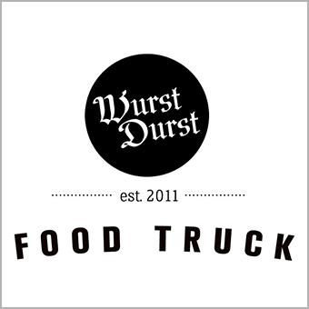 Logo Foodtruck Wurstdurst Foodtruck