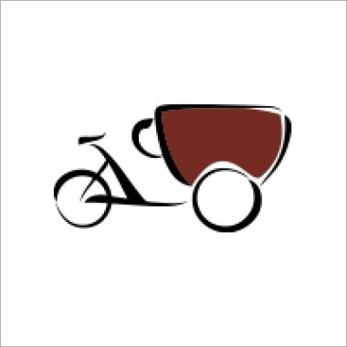 Logo Foodtruck Coffee Bike