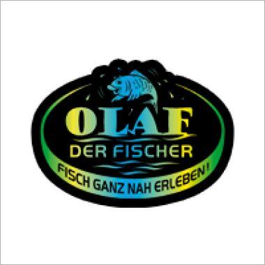 Logo Foodtruck Olaf der Fischer