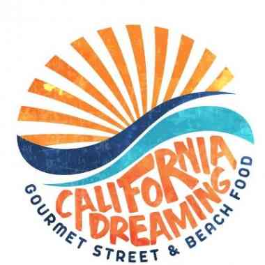 Logo California Dreaming Food Truck