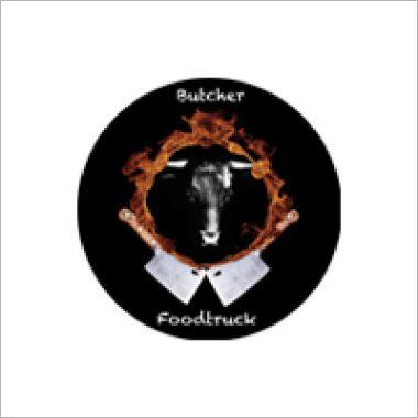 Logo Foodtruck Butcher-Foodtruck