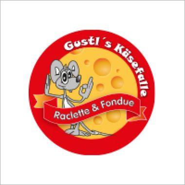 Logo Gustl´s Käsefalle