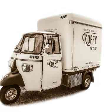 Logo Foodtruck Koffy Truck