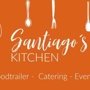 Logo Foodtruck Santiago´s Kitchen