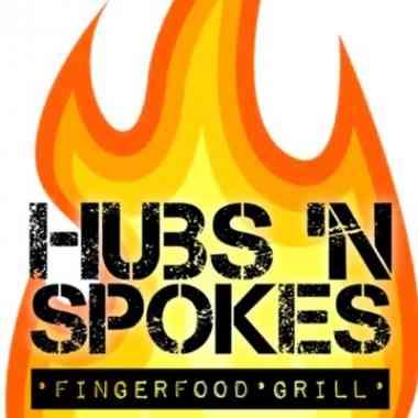 Logo Foodtruck Hubs ´n Spokes