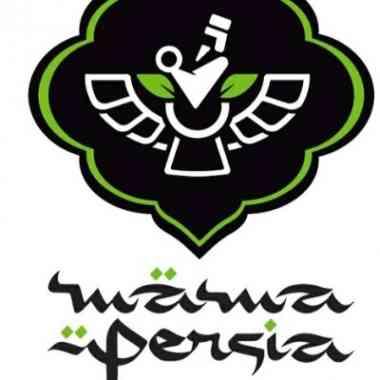 Logo Foodtruck Mama Persia