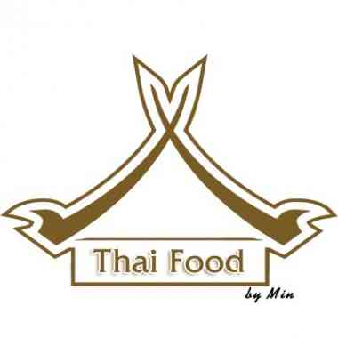 Logo Foodtruck Thai Food by Min