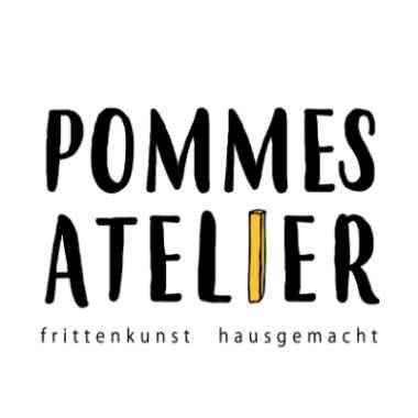 Logo Foodtruck Pommes Atelier