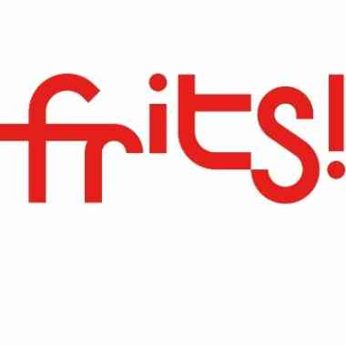 Logo Frits! Fries for Friends