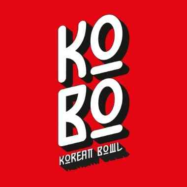 Logo - KoBo - Korean Bowl KoBo