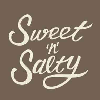 Logo Foodtruck Sweet and Salty