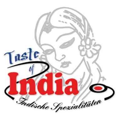 Logo Foodtruck tasteofindia steetfood
