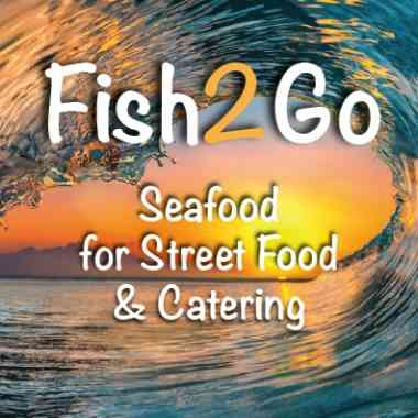 Logo Foodtruck Fish 2 Go
