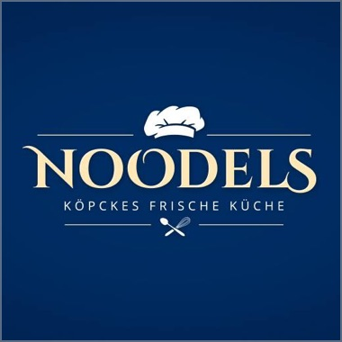 Logo Foodtruck Noodels