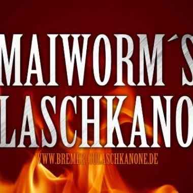 Logo Maiworms Gulaschkanone
