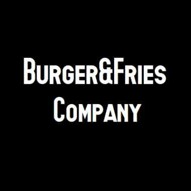 Logo Burger & Fries Company