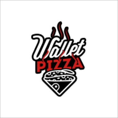 Logo Foodtruck Wallet Pizza
