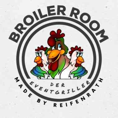 Logo Foodtruck Broiler Room