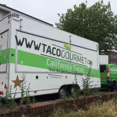 Logo Foodtruck tacogourmet