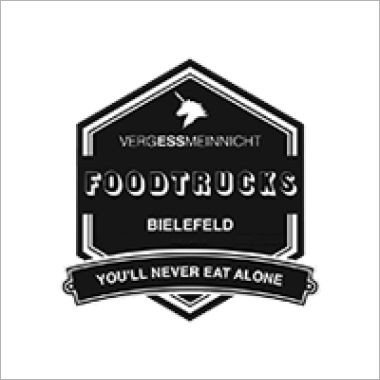 Logo Vergessmeinnicht Foodtruck