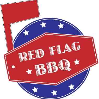 Logo Foodtruck Red Flag BBQ