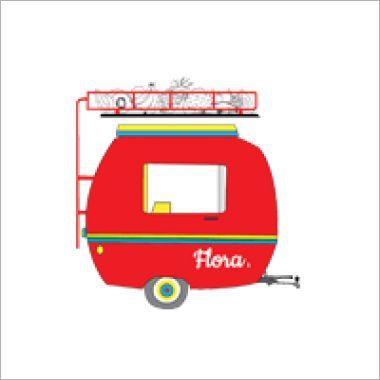 Logo Flora Unterwegs - Comida Latina