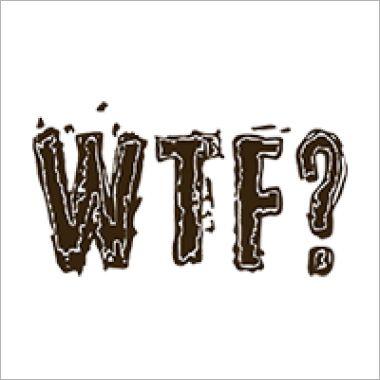 Logo WTF? Want Truck Food?