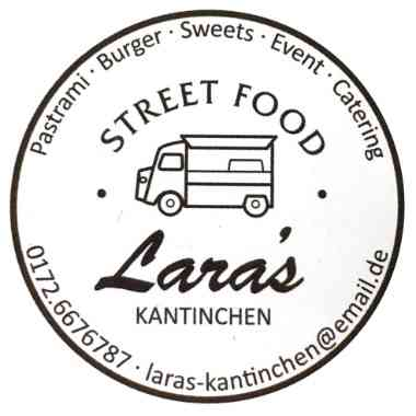 Logo Foodtruck Lara´s Kantinchen
