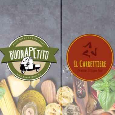 Logo Foodtruck buonAPEtito & Il Carrettiere
