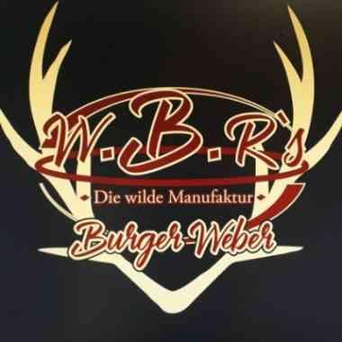 Logo Foodtruck W.B.R´s -BurgerWeber