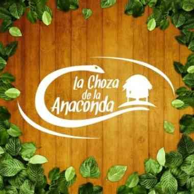 Logo Foodtruck La Choza de la Anaconda