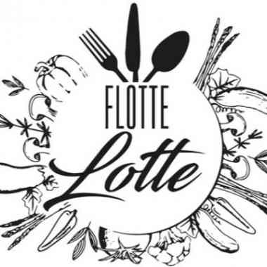 Logo Foodtruck Flotte Lotte