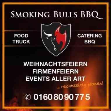 Logo Smoking Bulls BBQ